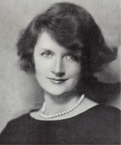 billie burke's daughter